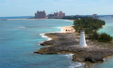 Bahamy, Atlantis, Paradise Island