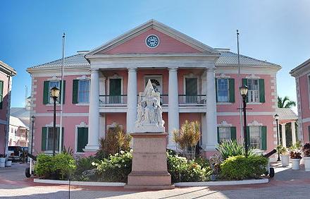 Bahamy, Nassau, Parlament