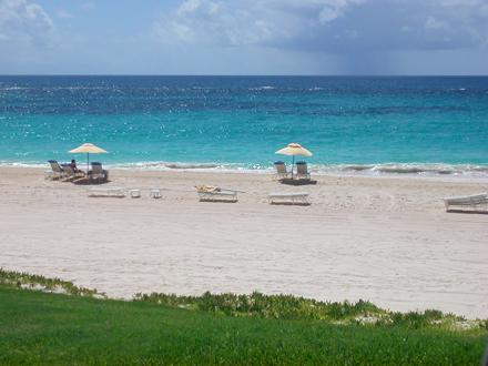 Bermudy, Veřejná pláž