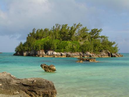Bermudy, Danielův ostrov