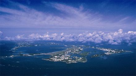 Bermudy, Svatý David a Svatý George