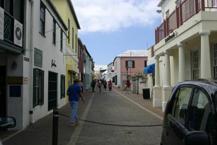Bermudy, Svatý George