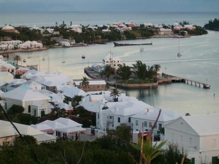 Bermudy, Přístav Svatý George
