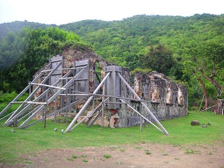 Britské Panenské Ostrovy, Tortola, Kostel Svatého Filipa