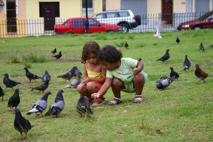 Dominikánská republika, Dominikánské děti