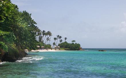 Dominikánská republika, Pobřeží