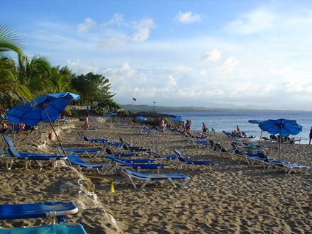 Dominikánská republika, Veřejná pláž