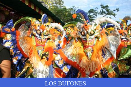 Dominikánská republika, Karneval La Vega - nejznámější karneval v zemi