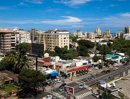 Dominikánská republika, Santo Domingo