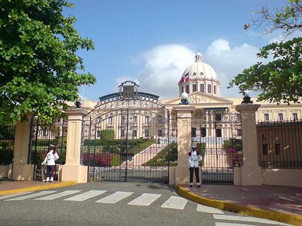 Dominikánská republika, Národní palác