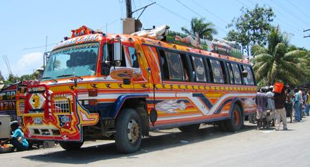 Haiti, Veřejná doprava