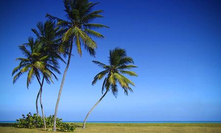 Kuba, tropické pobřeží
