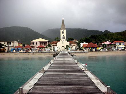 Martinik, Les Anses d'Arlet