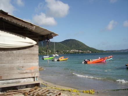 Martinik, Sainte-Luce