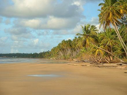 Trinidad a Tobago, Pláž Mayaro