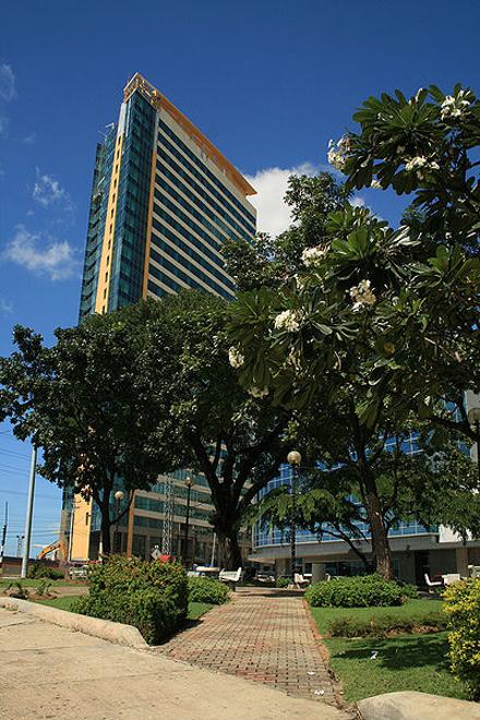 Trinidad a Tobago, Hotel Hyatt Regency